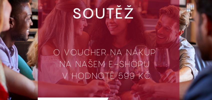 Soutěž o dárkový voucher v hodnotě 599 Kč