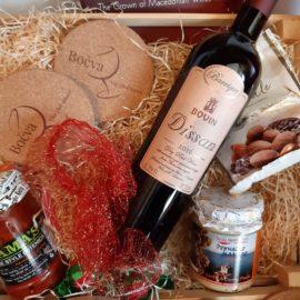 Výběr toho nejlepšího z našich vín a jiných delikates