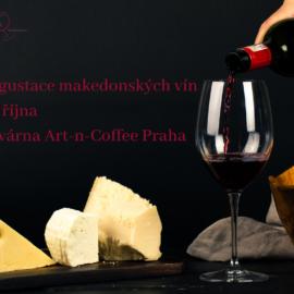 Degustace makedonských vín