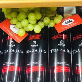 Víno plné slunce najdete v minimarketu Aida